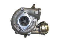 This genuine GT2056V Garrett turbocharger is a brand new direct replacement for the factory unit to suit the 2006-2010 Nissan Navara D40, Pathfinder R51 with a YD25DDTI 2.5 litre common-rail diesel engine.