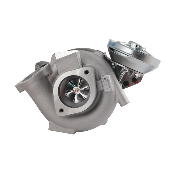This premium quality GTA2359V TMA Aftermarket billet turbocharger is a brand new direct replacement for the factory unit to suit the 2007-2016 Toyota LandCruiser 70 Series (VDJ76, VDJ78, VDJ79) with a 1VD-FTV V8 4.5 litre common-rail diesel engine.