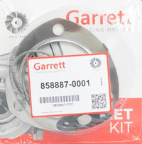858887-0001 Turbocharger Gasket Kit Included with The genuine Garrett PowerMax upgrade turbocharger is a brand new direct fit replacement for the 2011-2018 Ford Ranger PX1, PX2 (including DPF equipped models) / 2011-2018 Mazda BT-50 UP, UR (including DPF equipped models) with a P5AT 3.2 litre common-rail diesel engine.