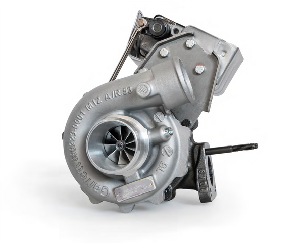 The genuine Garrett PowerMax upgrade turbocharger is a brand new direct fit replacement for the 2014+ onwards Holden Colorado RG with a Duramax XLDE 2.8L common-rail diesel engine.