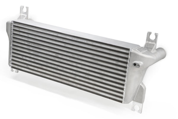 The genuine Garrett PowerMax upgrade intercooler is a brand new direct fit replacement for the factory unit to suit the 2011-2019 Ford Ranger PX1, PX2 / Mazda BT-50 UP, UR with the P4AT 2.2L & P5AT 3.2L diesel engines.