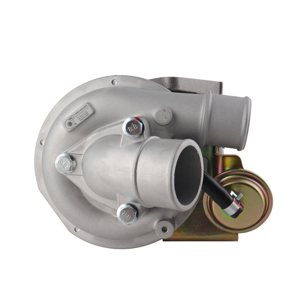 This premium quality HT12-19 TMA Aftermarket billet turbocharger is a brand new direct replacement for the factory unit to suit the 2003-2007 Nissan Navara D22 with a ZD30DDT (Direct Injected/Non Common-Rail) 3.0 litre diesel engine.