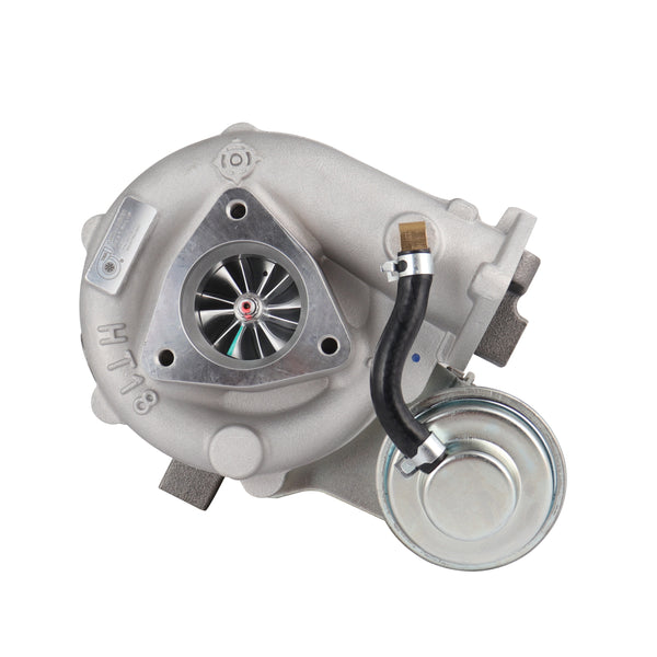 This premium quality HT18 TMA Aftermarket billet turbocharger is a brand new direct replacement for the factory unit to suit the 2003-2006 Nissan Patrol Y61 with a TD42Ti (Intercooled) 4.2 litre diesel engine.