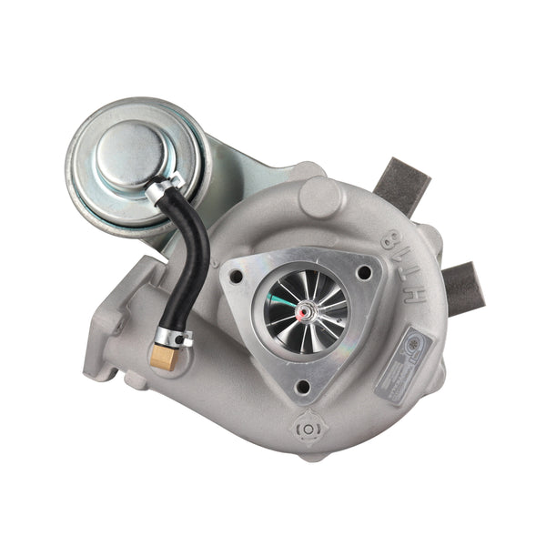This premium quality HT18 TMA Aftermarket billet turbocharger is a brand new direct replacement for the factory unit to suit the 1999-2002 Nissan Patrol Y61 with a TD42T (Non-Intercooled) 4.2 litre diesel engine.