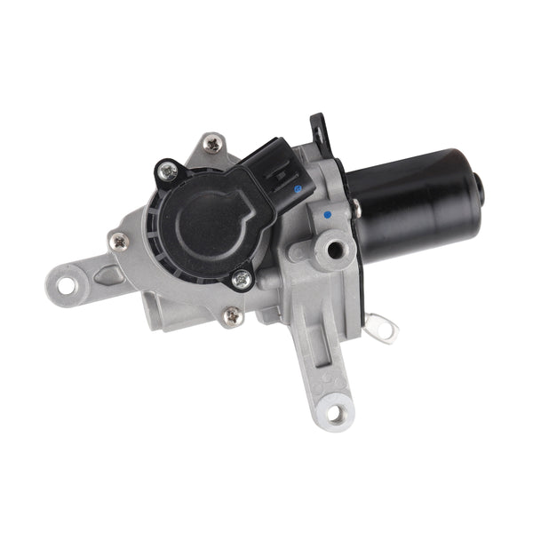 This premium quality TMA Aftermarket electronic actuator is a brand new direct replacement for the factory unit to suit the CT16V turbocharger fitted to the 2005-2015 Toyota HiLux KUN26R D4D with a 1KD-FTV 3.0 litre diesel engine.