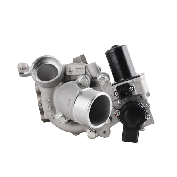 This premium quality VB37 RHV4 TMA Aftermarket billet turbocharger is a brand new direct replacement for the factory unit to suit the 2007-2017 Toyota LandCruiser VDJ200 Series with a 1VD-FTV V8 4.5 litre common-rail diesel engine. (L/H-Passenger Side)