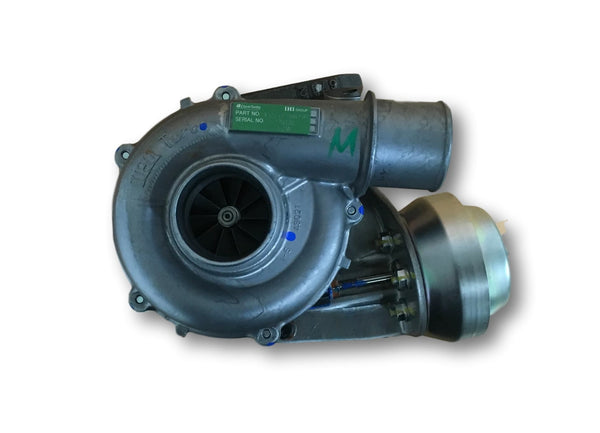 This genuine VJ38 RHV4 IHI turbocharger is a brand new direct replacement for the factory unit to suit the 2006-2011 Ford Ranger PJ, PK / Mazda BT-50 J97MU with a WL-AT/WL-C 2.5L & WE-AT/WE-C 3.0 litre diesel engine.