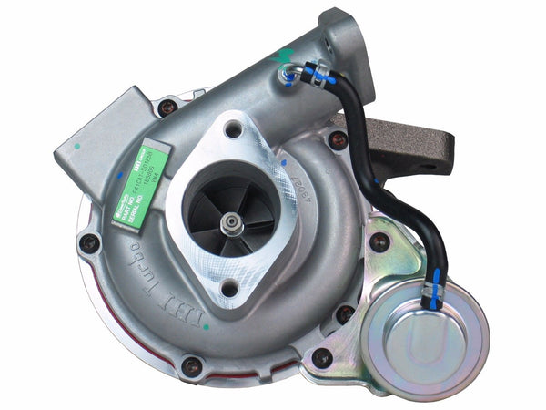 This genuine VN4 RHF4H IHI turbocharger is a brand new direct replacement for the factory unit to suit the 2006-2011 Nissan Navara D22 with a YD25DDTi 2.5 litre common-rail diesel engine.