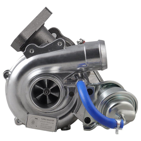 This premium quality VT10 RHF4 TMA Aftermarket billet turbocharger is a brand new direct replacement for the factory unit to suit the 2006-2015 Mitsubishi Challenger 2WD, Triton 2WD with a 4D56 2.5 litre diesel engine.