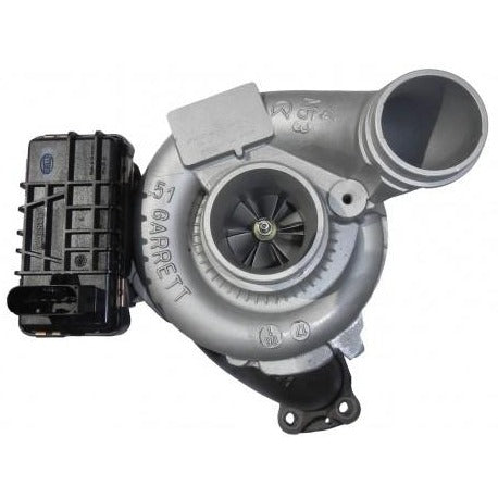 This genuine GTA2056VK Garrett turbocharger is a brand new direct replacement for the factory unit to suit the 2006 onwards Chrysler 300C CRD / Jeep Grand Cherokee WH and 2003-2010 Mercedes-Benz C320 CDI, CLS320 CDI, E280 CDI, E320 CDI, ML280 CDI, R280 CDI, R320 CDI  with a OM642 3.0 litre diesel engine.