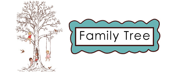 Sarah Jane Custom Family Tree