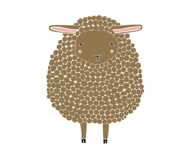 Gingiber Sheep