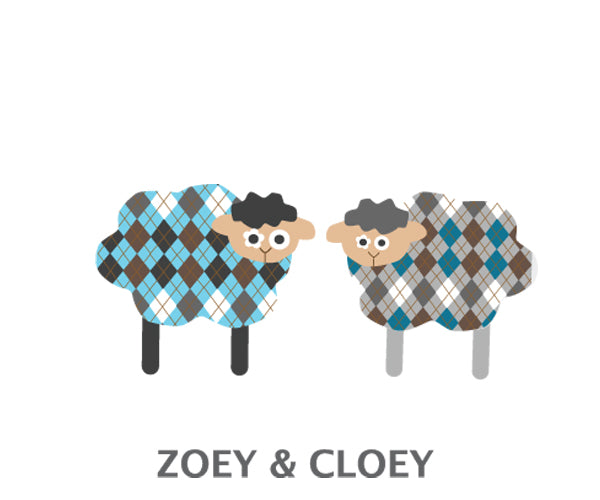 Shy Sheepies