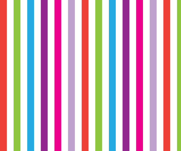 Silly Stripes Wallpaper