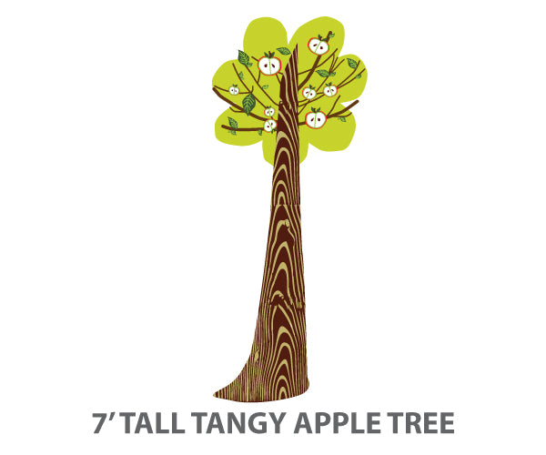 Two Tall Trees