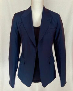 JORDAN Sport Coat-Navy Mini Houndstooth