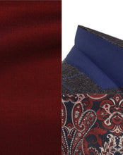 Load image into Gallery viewer, MICHELE Sport Coat-Maroon Solid