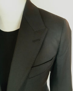 JORDAN Sport Coat-Black Travel Wool