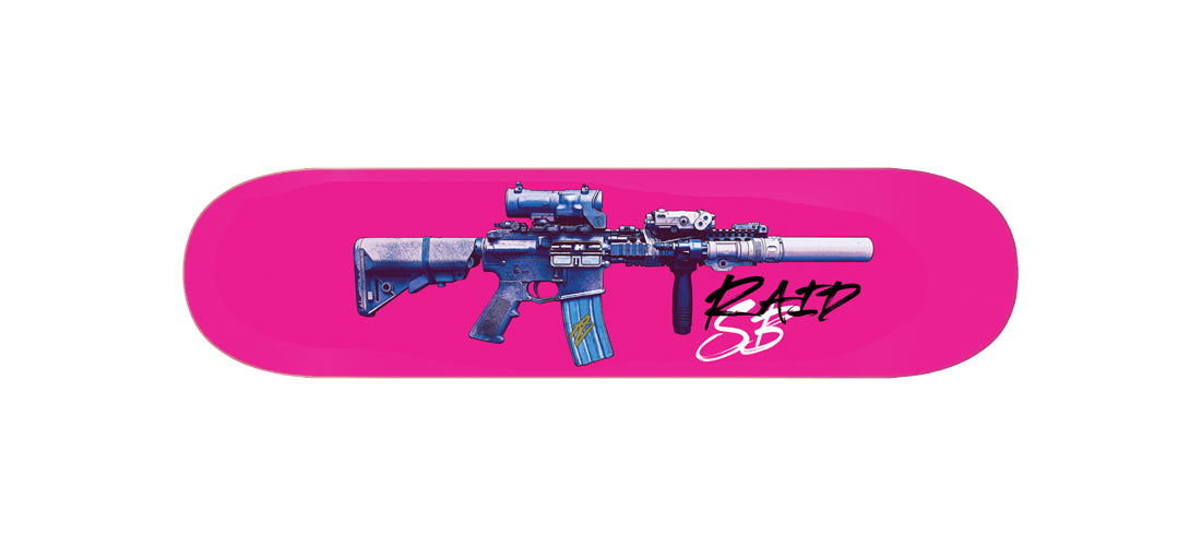 Raid SB Mk18 Deck (V2 Color)