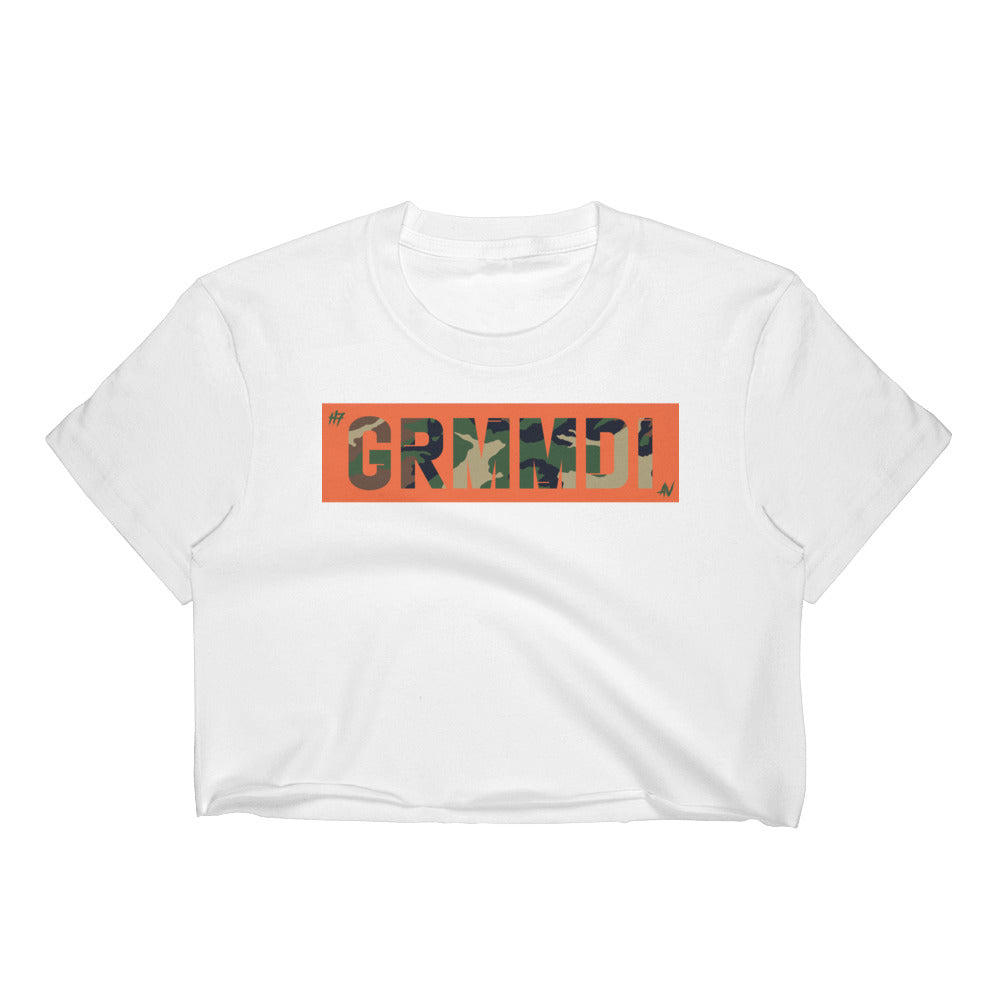 GRMMDI M81 Women's Crop Top