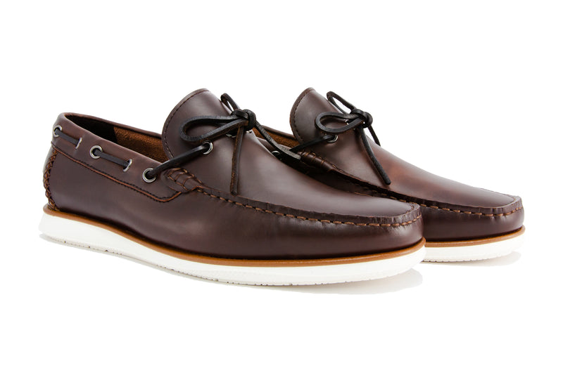 Sergio Driver Loafers - Espresso - Gaius Walks