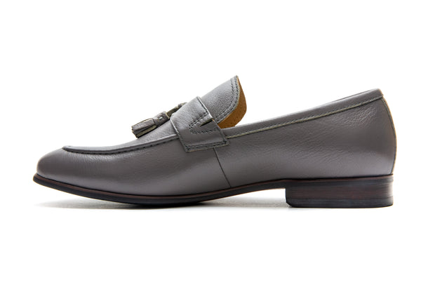 Guido Tassel Loafers - Ash - Gaius Walks