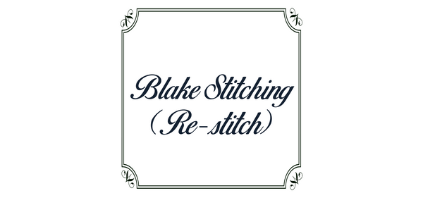 Blake Stitching - Gaius Walks