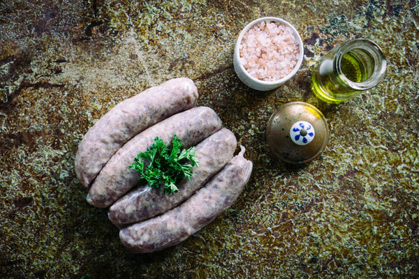 Pastured Pork: Bratwurst