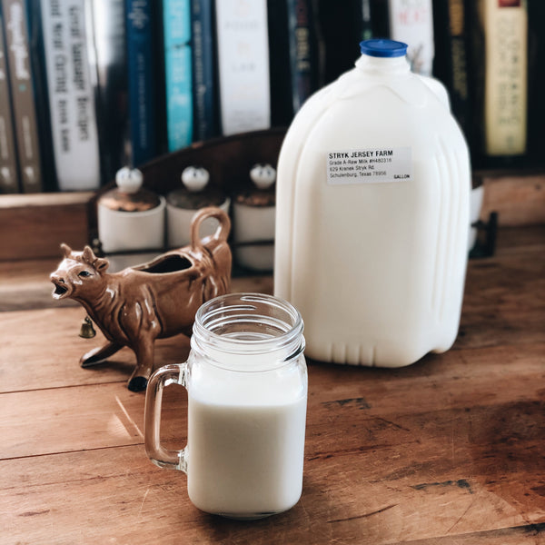 Dairy: Whole Milk