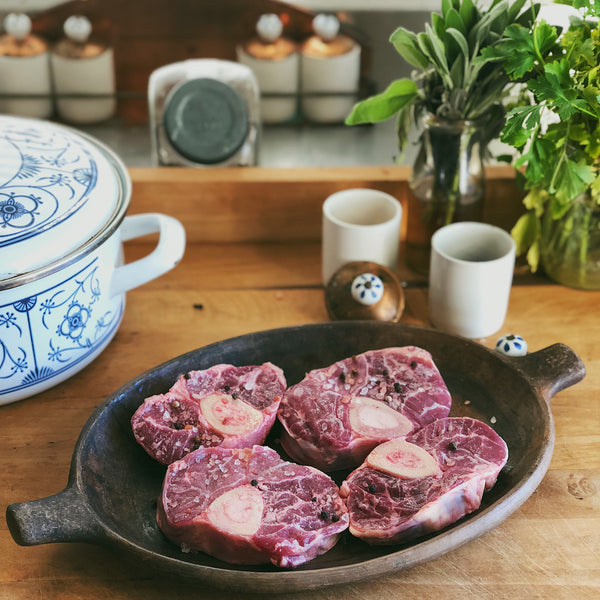 ON SALE!! Grass-Fed Beef: Osso Buco