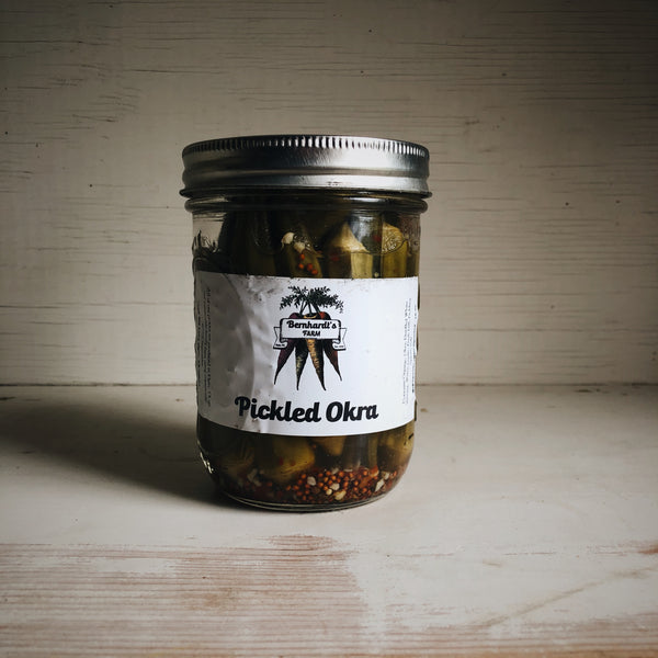 Pickles: Pickled Okra
