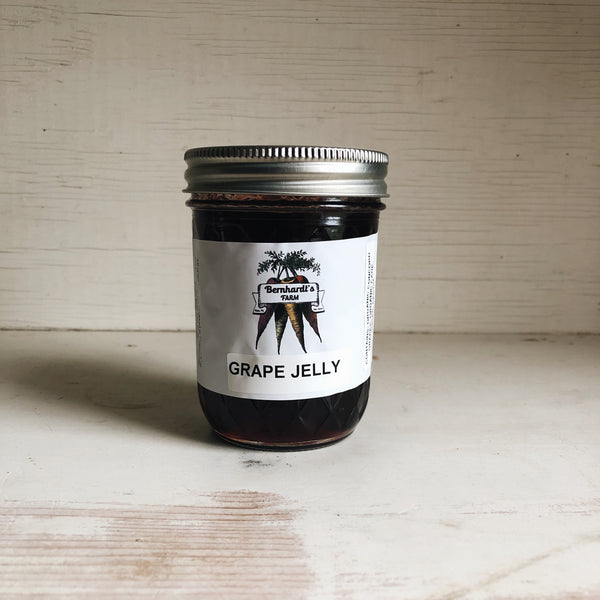Jams: Grape Jelly