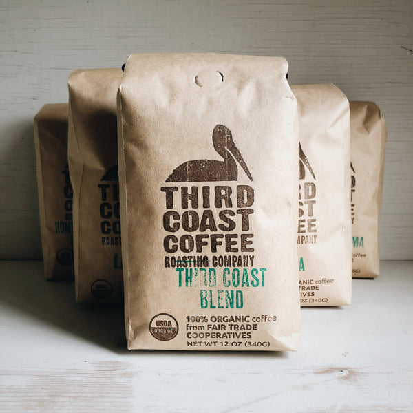 Coffee: Third Coast Blend
