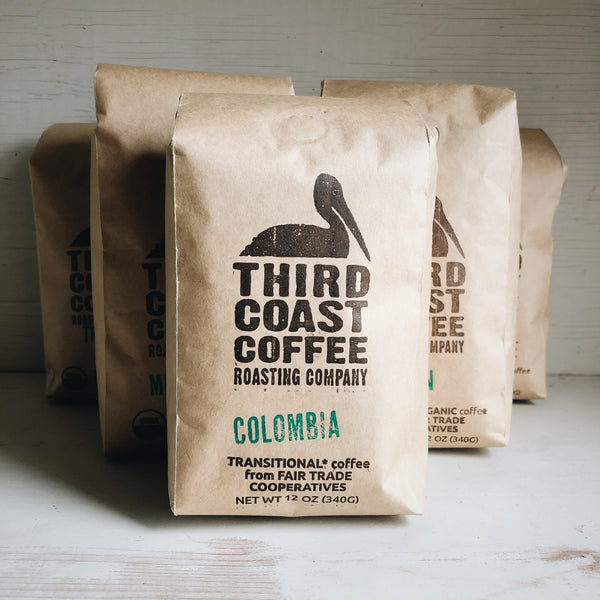 Coffee: Third Coast Colombia