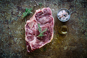 Grass-Fed Beef: Sirloin Steak