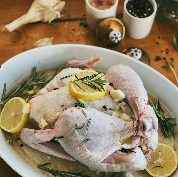 Pastured Chicken: Whole Chicken