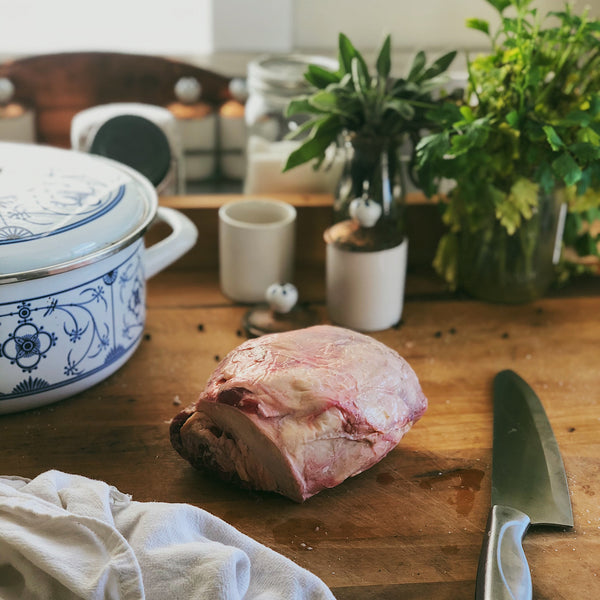 ON SALE!! Grass-Fed Beef: Marrow & Knuckle Bones