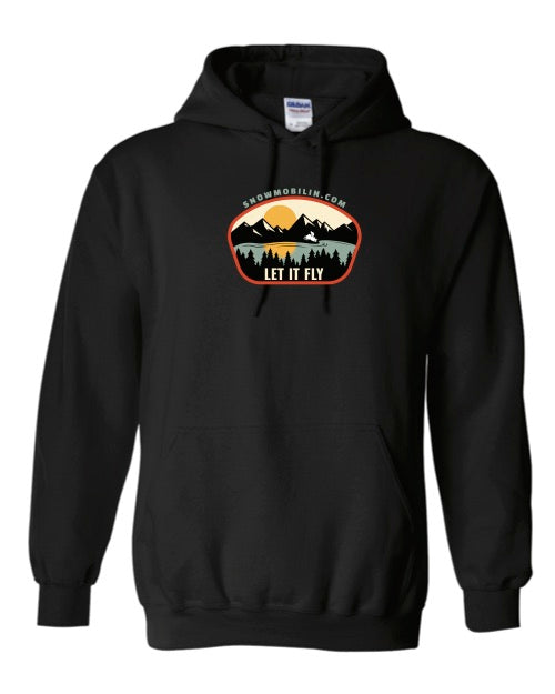Let It Fly Hoodie