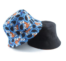 Load image into Gallery viewer, Kids Reversible Character Bucket Hats