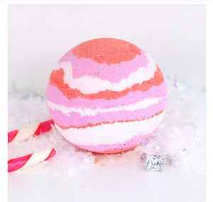 Delicious Scented Bath Bombs - With Rings & Earrings Inside