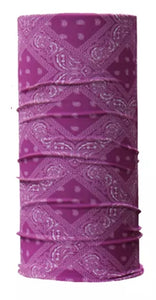 Patterned Headwear - Assorted Colours