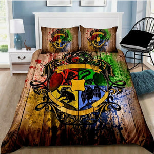 Harry Potter Quilt Cover Sets - King & Queen Sizes
