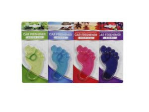 Little Feet - PVC Car Air Fresheners