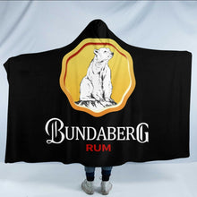 Load image into Gallery viewer, Gorgeous Bundy Bear Hooded Blankets