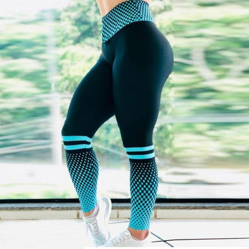 Ladies Gorgeous Style Fashion Digital 3D Print Leggings