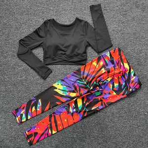 Womens Hot Workout Set - 2 Colours