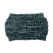 Load image into Gallery viewer, NEW Warm Crocheted Ponytail Beanie/Headbands