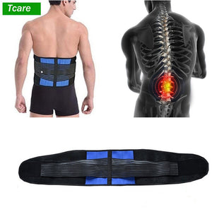 Lumbar Back Brace Support Belt - Lower Back