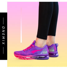 Load image into Gallery viewer, Womens AHH-MAZ-ING Coloured Athletic Running Shoes
