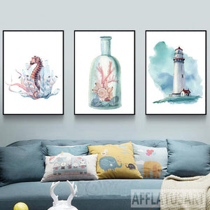 Printed Wall Art/Canvas Paintings For Living Room Decor